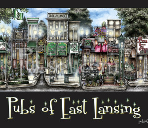 Pubs of EL Poster