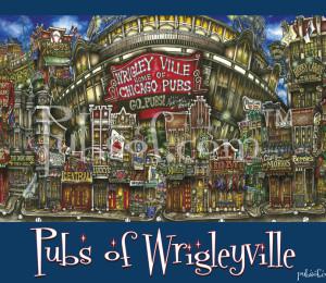 Wrigleyville poster