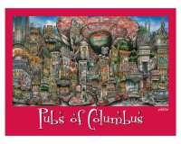 Columbus Ohio State Red Poster-01
