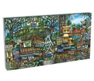Gainesville-Canvas