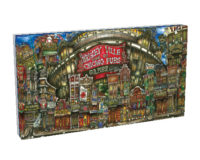 Wrigleyville-Canvas