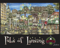 Pubs of Lansing Poster copy