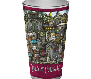 carbondale-pint-glass