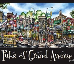 pubs of Grand Avenue