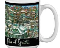 Sparta-Mug