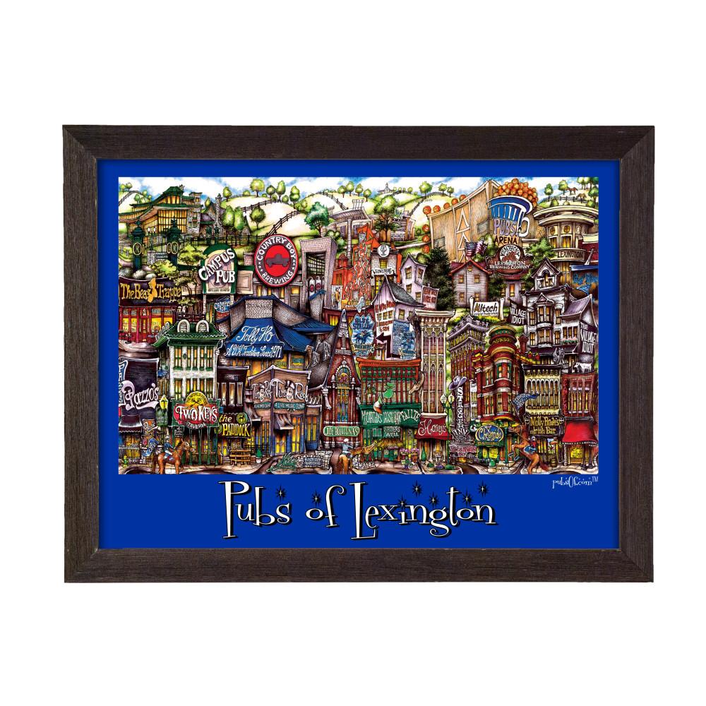 Lexington Framed Poster-01