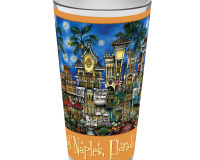 Naples, Florida Pint Glass