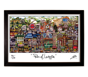 Lexington Litho Framed-01