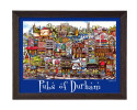 Durham (Duke) Framed Poster