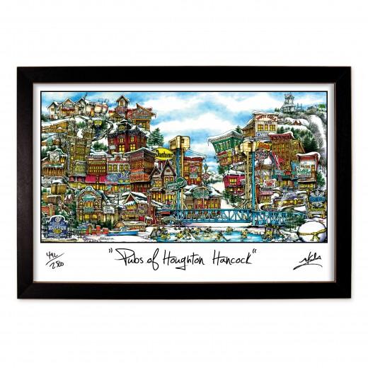 Houghton Framed Print-01