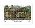 Pubs of the Hawks-Unframed-Print-01
